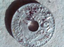 قطعة نقدية تونسية نادرة