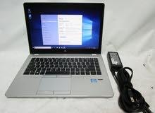 "HP Folio 9480M Core i7 8GB 180GB SSD 14"" Display Os 10 office"