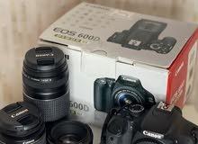 بيع كاميرا كانون 600