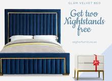 Bedroom Sets Furniture Online Store Dubai - Asghar Furniture