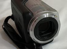 Sony Handycam Video- كاميرا فيديو سوني بقدرة زوم بصري X60