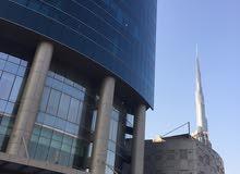 للبيع مكتب في بريم تاور الخليج التجاري دبي