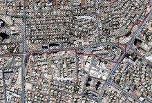 ارض للبيع مميزة في ام اذينة للبيع تقع بين الدوار السادس والخامس