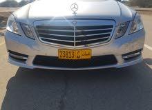 Silver Mercedes Benz E 350 2013 for sale