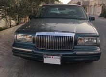 لينكولن تاون كان 1996 للبيع