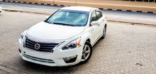 Used Nissan Altima for sale in Sharjah