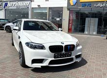 BMW 525 car for sale 2016 in Muscat city