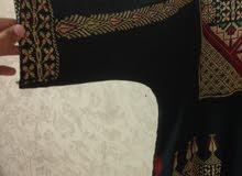 ثوب عربي تطريز يدوي بشكل ممتاز