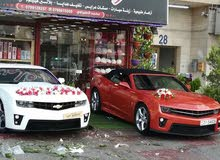 Automatic Chevrolet 2014 for rent - Irbid
