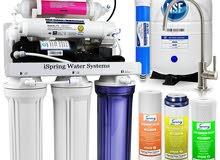 أقتني جهاز فلتر مياه 8 مراحل بسعر الكاش على 3 شهور بدون فوائد