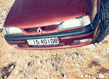 Maroon Renault 19 1996 for sale