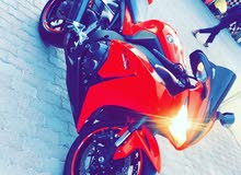 Used Honda motorbike available in Muscat