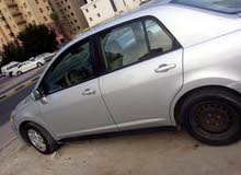 Nissan Tiida car for sale 2011 in Hawally city