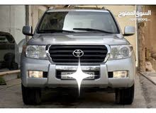 For rent 2012 Silver Land Cruiser