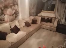 غرفة نوم - غرفة سفرة - غرفة معيشة