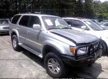 Used condition Toyota 4Runner 2001 with  km mileage