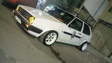 Manual Volkswagen 1986 for sale - New - Zarqa city