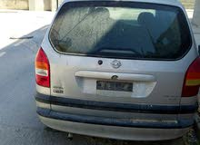 Used Opel Zafira in Misrata