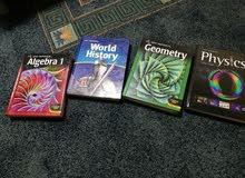 كنب لمنهاج السات sat books
