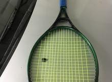 مضرب تنس اصلي بحاله جيده جدا