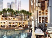 فرصة استثمار او بيع في دبي مقابل برج خليفه