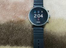 للبيع ساعة ذكية فوسيل اندرويد  FOSSIL GEN 4 SMARTWATCH - EXPLORIST HR
