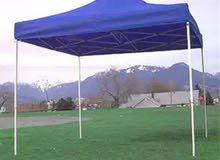 خيمة ذات جودة عالية وبسعر منافس