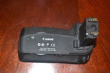 Battery grip BGE-9 original canon to fit canon d60 camera