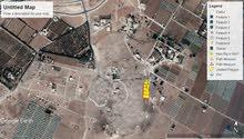 ارض للبيع طريق المطار بجانب جامة الاسراء مساحه 850م سكن