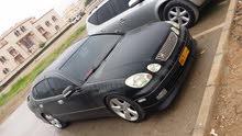 Gasoline Fuel/Power   Lexus GS 2003