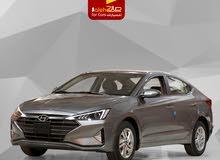 Automatic Hyundai 2019 for sale - New - Al Riyadh city