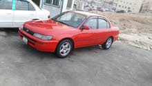 Red Toyota Corolla 1994 for sale