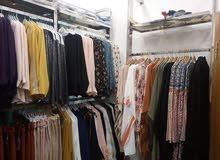 ديكور محل ملابس