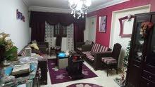 شقة 125م سوبر لوكس علي شارع 14متر قبل شارع العشريني