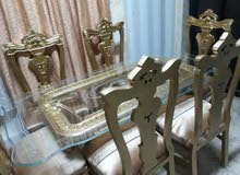 Available for sale in Amman - New Tables - Chairs - End Tables