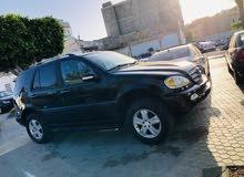 For sale 2005 Black ML 350