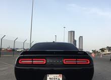 Dodge Challenger SRT 2016