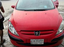 Automatic Peugeot 2015 for sale - Used - Karbala city
