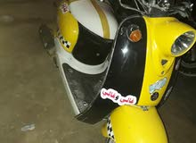 Used Honda motorbike up for sale in Baghdad