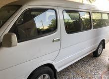 كيا هايسه جنبي 14 راكب موديل 2014 للبيع