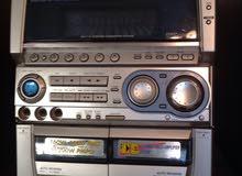 ستيريو يعمل راديو فقط نوع aiwa