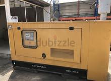 Olympian 110Kv generator مولدات