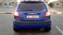 Automatic Blue Hyundai 2010 for sale