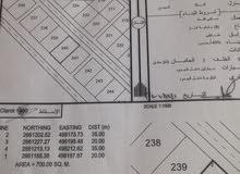 ارض للبيع في مشروع مقاعسه الحاره