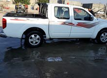 White Nissan Pickup 2014 for sale
