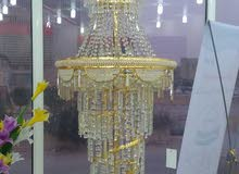 Available for sale New Lighting - Chandeliers - Table Lamps at a special price