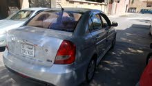 Grey Hyundai Accent 2010 for sale
