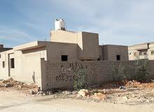منزل مقابل مزرعة الشقعابى-بوهادى - القطعة 500 المسقوف 250