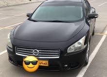 للبيع او البدل نيسان ماكسيما موديل 2010 خليجي وكالة عمان  رقم 1نظيف وبحاله ممتازه