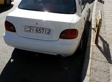 Manual Hyundai Accent 1996